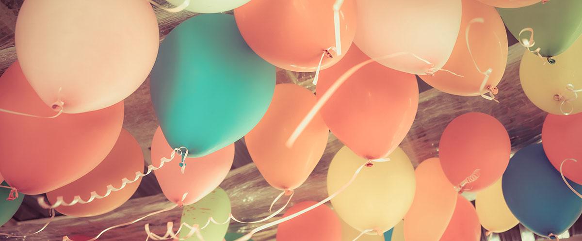 Célébrer des occasions spéciales