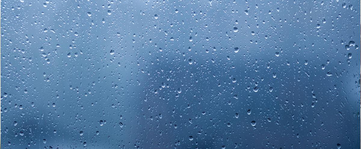 Rain-depression