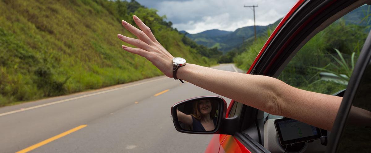 Roadtrip-car