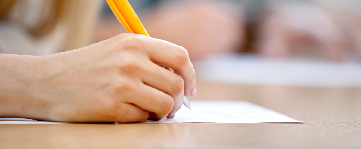 Écrire une liste de contrôle