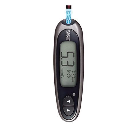 OneTouch UltraMini® meter