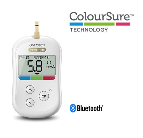 OneTouch Verio Flex Glucose Meter